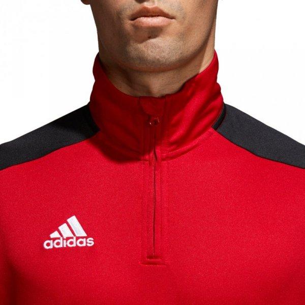 Bluza męska adidas Regista 18 Training Top czerwona CZ8651