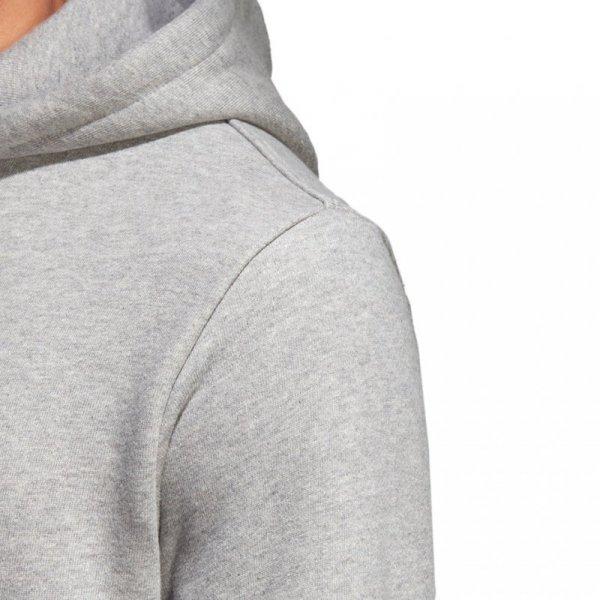Bluza męska adidas Trefoil Hoodie szara CY4572