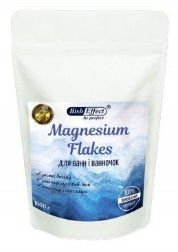 Biszofit, Płatki Magnezowe Chlorek Magnezu, Koncentrat, 500 g