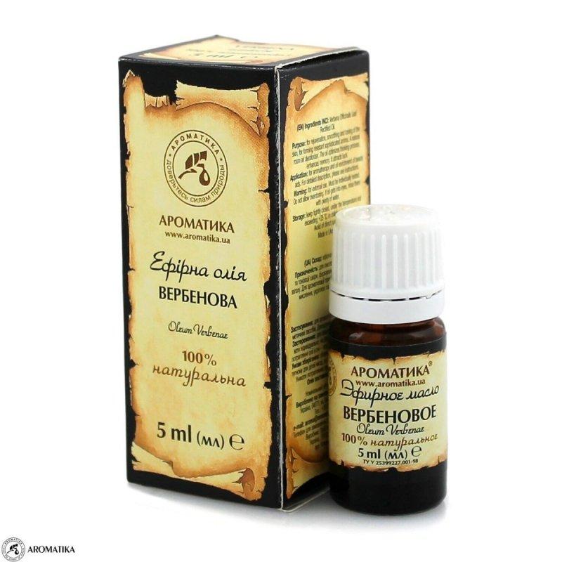Olejek Werbenowy, 100% Naturalny, Aromatika, 5ml