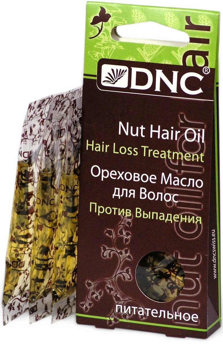 Olejek Orzechowy przeciw Wypadaniu Włosów, DNC