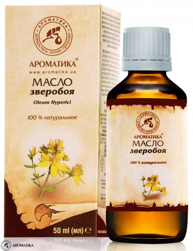Olej z Dziurawca, Dziurawcowy, Aromatika, 50ml