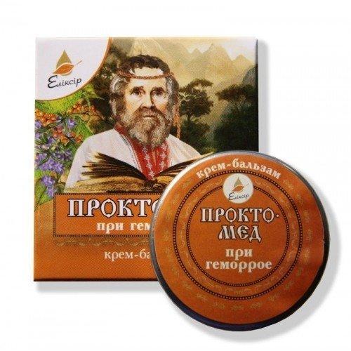 Krem Balsam na Hemoroidy Proktomed, 10 ml