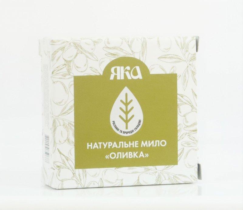 Mydło Naturalne Ręcznie Robione Oliwkowe, Yaka