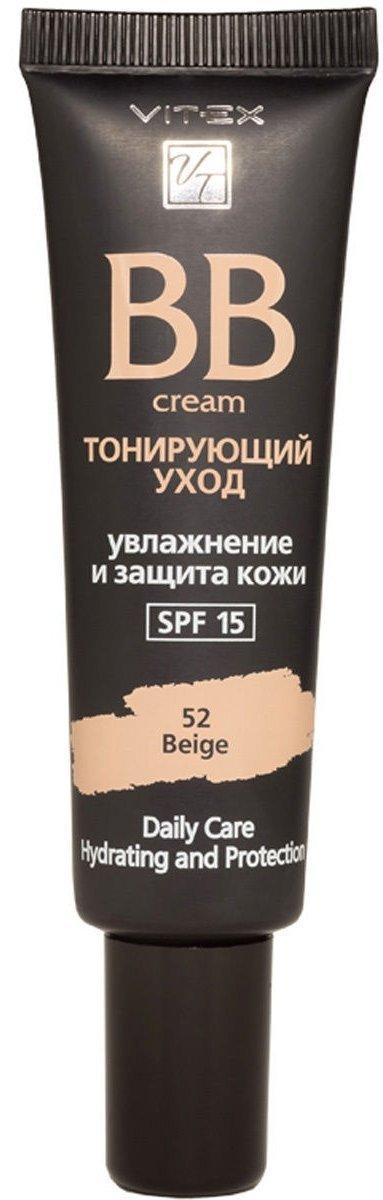 Krem BB SPF15, 52 Beige, Pielęgnacja Tonująca, Vitex