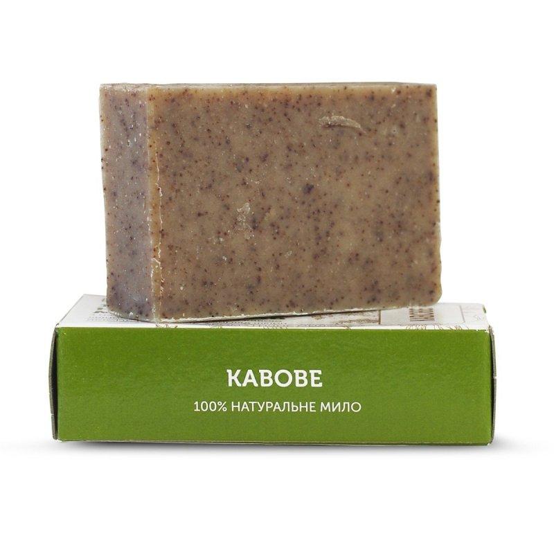 Mydło Peeling Naturalne Ręcznie Robione Kawowe, Yaka