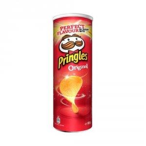 Pringles Chipsy Original klasyczne 165g