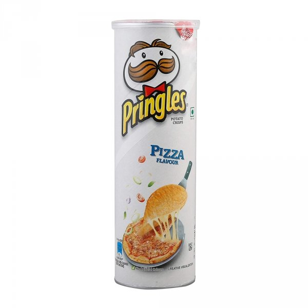 Pringles Chipsy pizza 165g