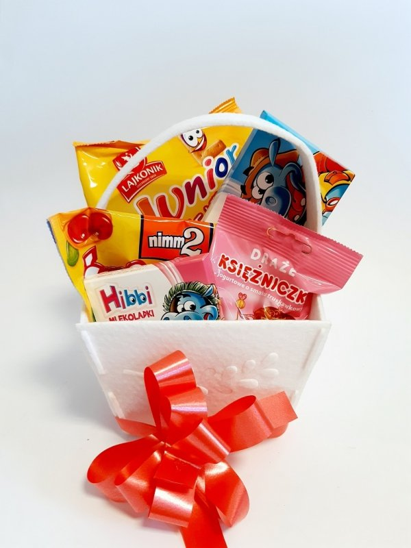 Zestaw słodyczy dla dzieci