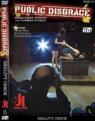 DVD-PUBLIC DISGRACE Reality Check