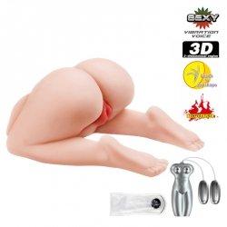BAILE - PASSION LADY Vibration Ass & Vagina