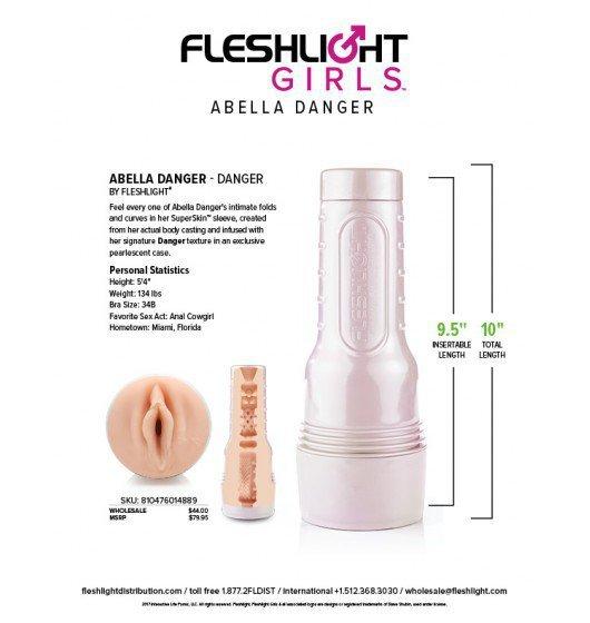 Fleshlight Girls Abella Danger Danger