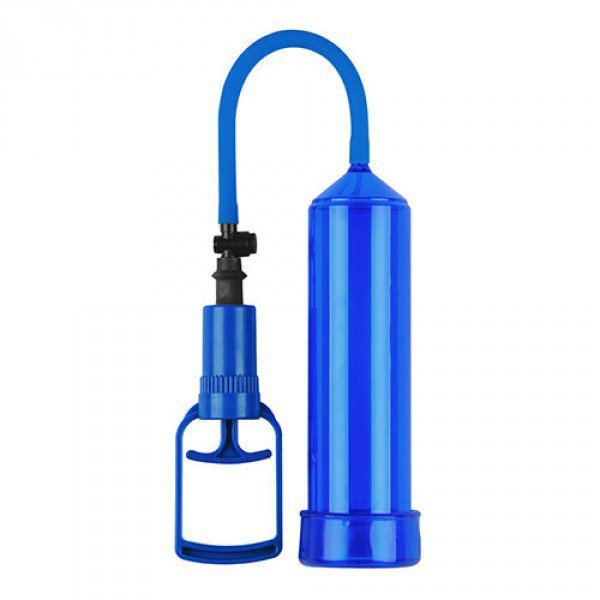 Pompka-Sviluppatore a pompa pump up push touch blue