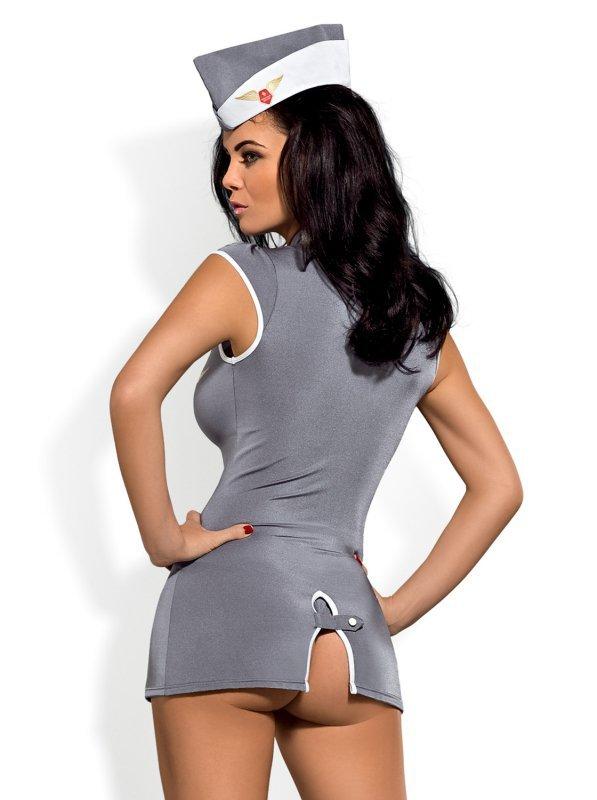 Bielizna-Stewardess kostium  S/M