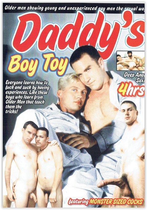 "DVD-Daddy""""s Boy Toy"