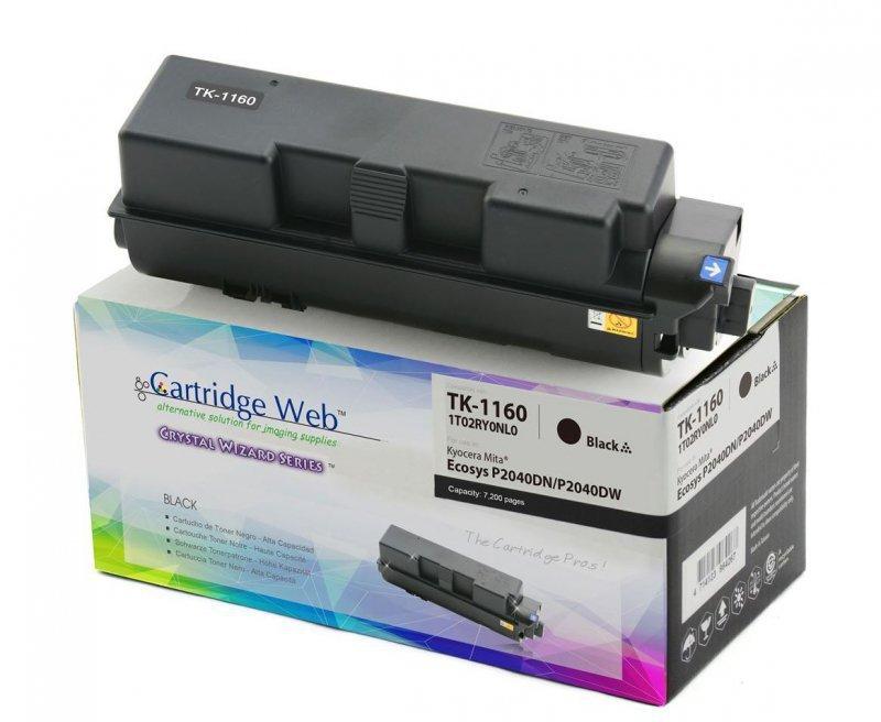 Toner Cartridge Web Czarny Kyocera TK1160 zamiennik TK-1160