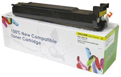 Toner Cartridge Web Yellow Minolta Bizhub C20/C20P , Develop INEO +20 zamiennik A0DK253, A0DK2D3 (TN318Y)