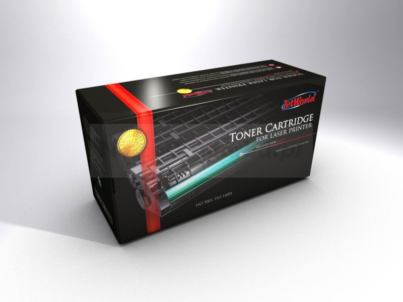 Toner JetWorld Black Intec CP2020 zamiennik 43837124