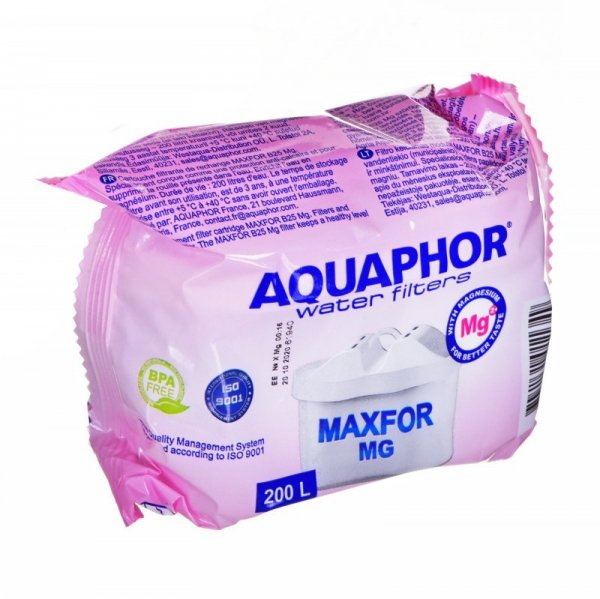 Dzbanek AQUAPHOR Time + wkład B100-25 Maxfor (2,5 litra; kolor biały)