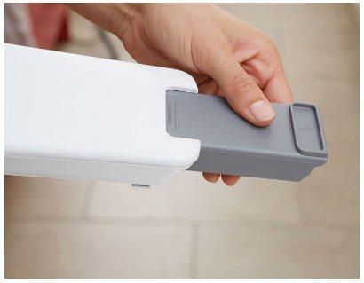 Odkurzacz bezworkowy, ręczny Black&Decker Pivot PV1820L-QW (35W; kolor biały)