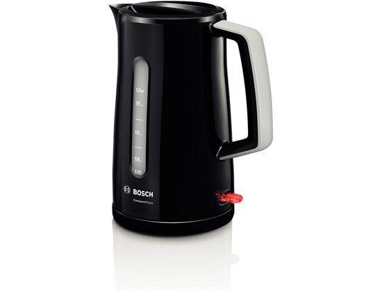 Czajnik elektryczny BOSCH TWK 3A013 (2400W 1.7l; kolor czarny)