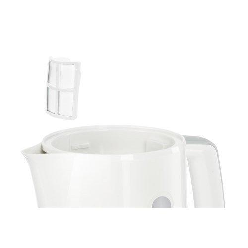 Czajnik elektryczny BOSCH TWK 3A051 (2400W 1l; kolor biały)