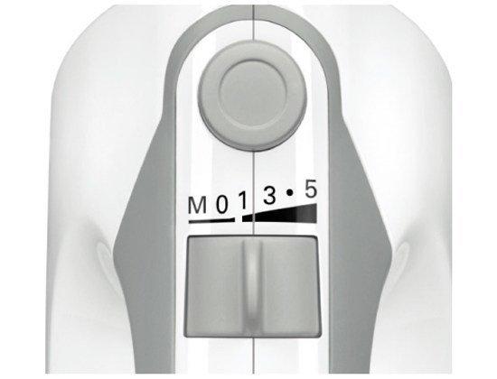 Mikser ręczny BOSCH MFQ36400 (450W; kolor biały)