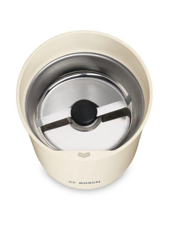 Młynek do kawy BOSCH TSM6A017C (180W; Elektryczny; kolor beżowy)
