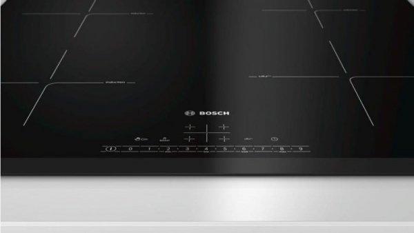 Płyta indukcyjna BOSCH PIF 651FC1E (4 pola grzejne; kolor czarny)