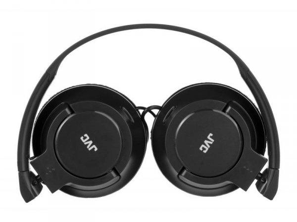 Słuchawki JVC HAS-180BEF (nauszne; kolor czarny