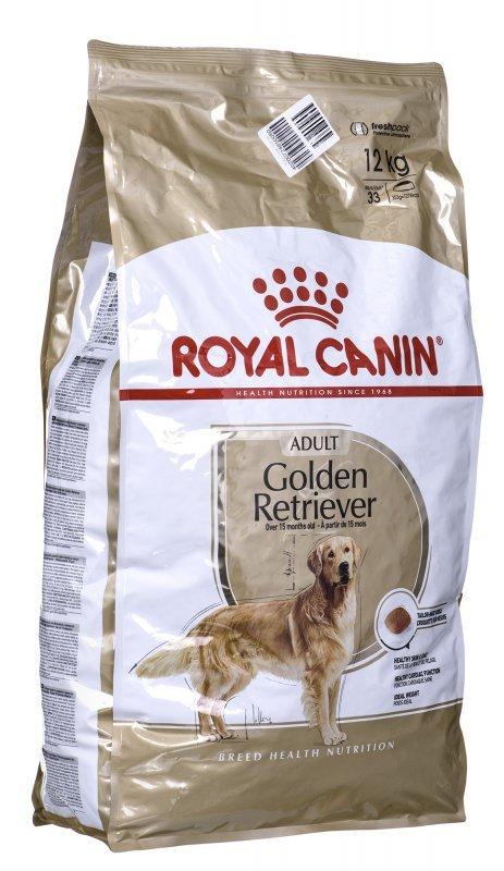 Karma Royal Canin Golden Retriever Adult (12 kg )