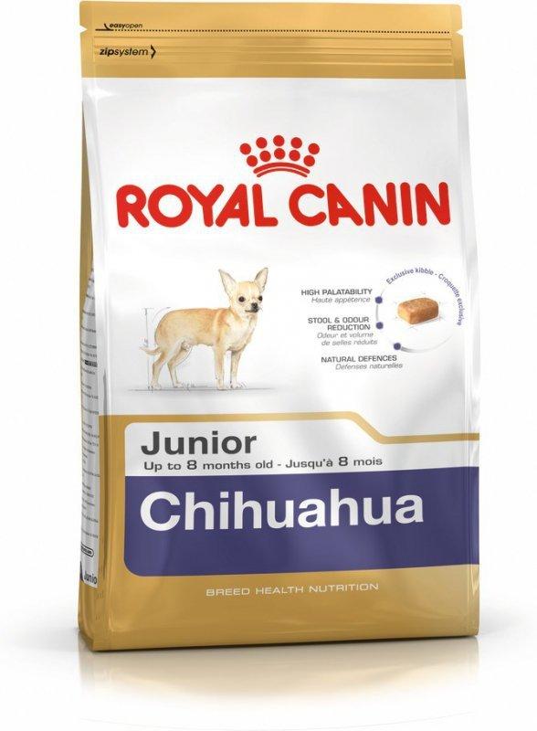 Karma Royal Canin SHN Breed Chihuahua Jun (1,50 kg )