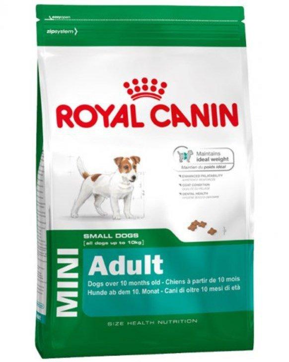 Karma Royal Canin Dog Food Mini Adult (8 kg )