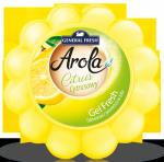 Odświeżacz dynia AROLA GEL FRESH 150g cytrus GENERAL FRESH