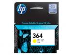Tusz HP 364 (CB320EE) żółty 300str PS D5460/D7560