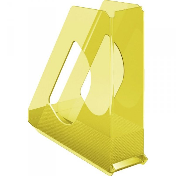 """Pojemnik na dokumenty COLOUR""""ICE żółty ESSELTE 626277"""