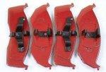 Klocki hamulcowe przednie SMD642 Chrysler Neon 1995-2004