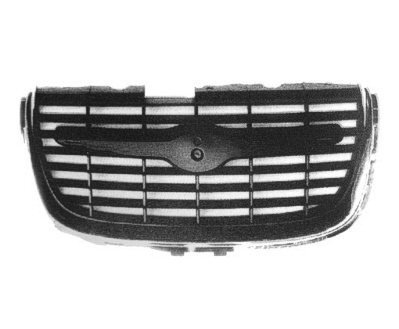 Atrapa CHROM 243005 Chrysler 300M 1999-2001