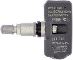 Czujnik ciśnienia w oponach 315 MHz 974-301 Chevrolet Camaro 2010-2014