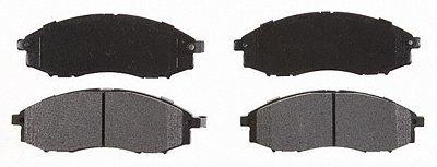 Klocki hamulcowe przednie Nissan Frontier / Xterra CED830