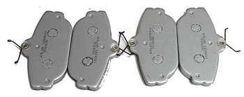 Klocki hamulcowe przednie Taurus / Windstar / Continental / Sable CED601