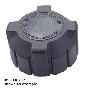 Korek Zbiorniczka wyrównawczego układu chłodzenia 52006707 vOYAGER 2,5tD 96-