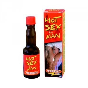 HOT SEX FOR MAN 20ML