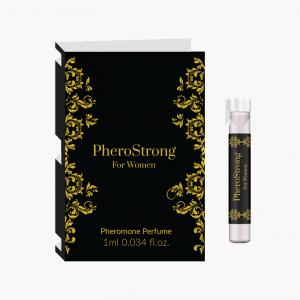Feromony-PheroStrong Strong dla kobiet tester 1 ml