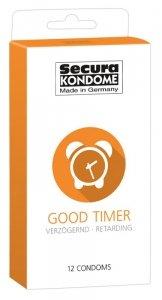 Prezerwatywy-Secura Good Timer 12