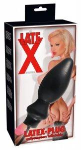 5099140000 LatexPlug inflatable