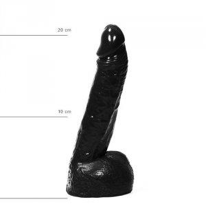 Dildo All Black 22 cm