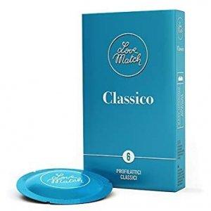 Prezerwatywy-Love Match Classico  - 6 pcs pack