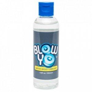 Środek nawilżający - BlowYo Water-Based Lubricant 100 ml