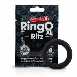 Pierścień erekcyjny - The Screaming O RingO Ritz XL Black